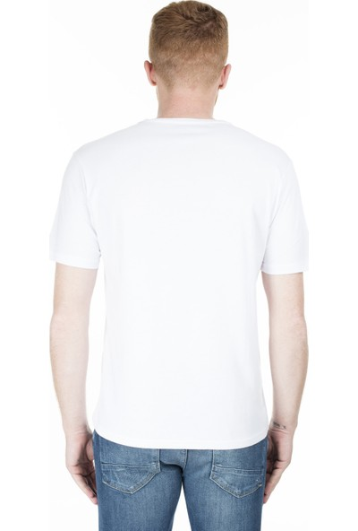 Buratti Bisiklet Yaka Erkek T Shirt 0438234