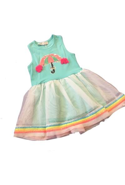Watch Me 90401 Kız Çocuk Elbise