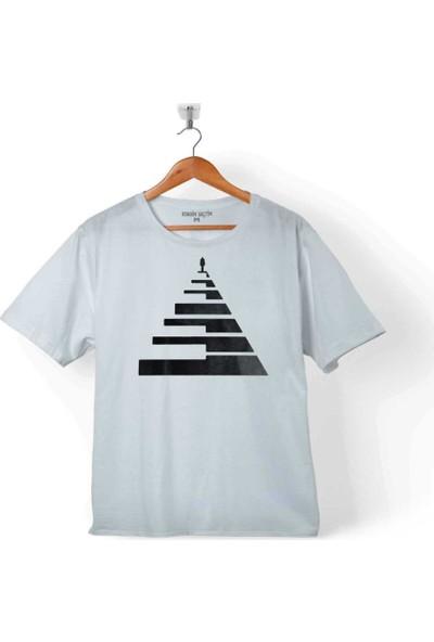 Kendim Seçtim Kravat Piyano Tuşları Pıano Tıe Çocuk T-Shirt