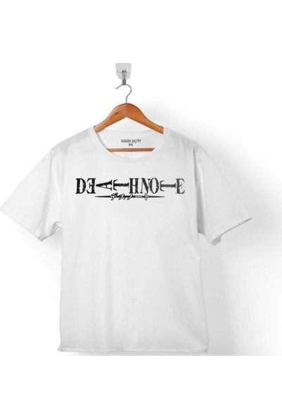 Kendim Seçtim Death Note Black Edıtıon Ölüm Oyunu Çocuk T-Shirt