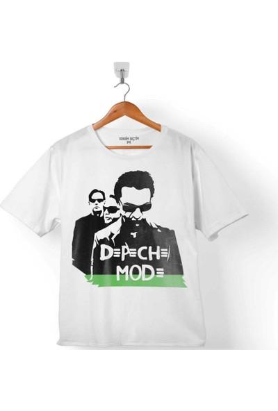 Kendim Seçtim Depeche Mode Green Yeşil D=P=C= Mod= Çocuk T-Shirt