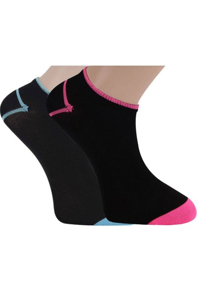 Viridi Vanda Kadın 2'li Patik Çorap