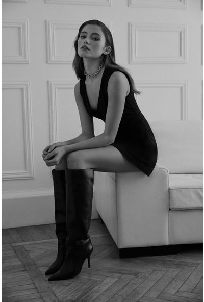 Aslıhan Doğan Turan For Armadio Design Vivia Elbise