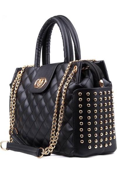 Madame Siyah Kadın Çanta