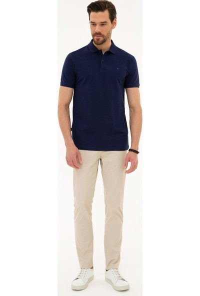 Pierre Cardin Erkek T-Shirt Basic 50225515-Vr033
