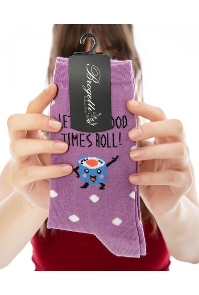 Brogetti Let The Good Times Roll Çorabı
