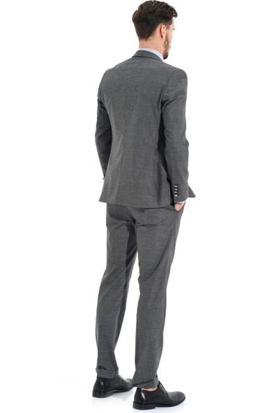 Morven Mrv Kombinli Takım Elbise Siyah