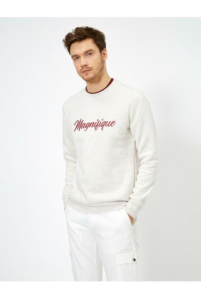 Koton Erkek Sweatshirt