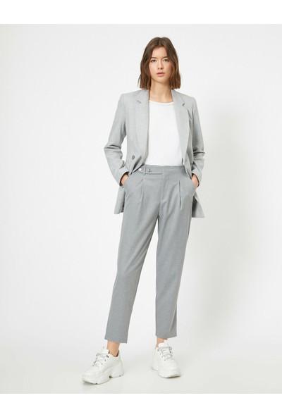 Koton Kadın Havuç Kesim Pantolon