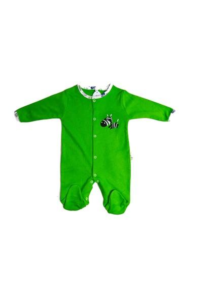 Mıdırık 3'lü Tulum Set Erkek Bebek Tulum