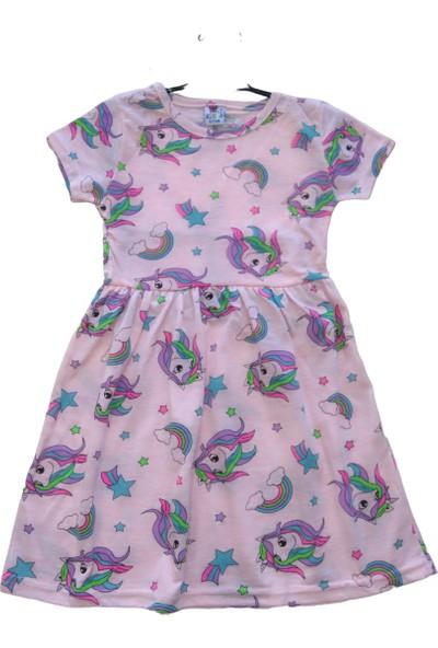 Rose Mode Kız Çocuk Elbise