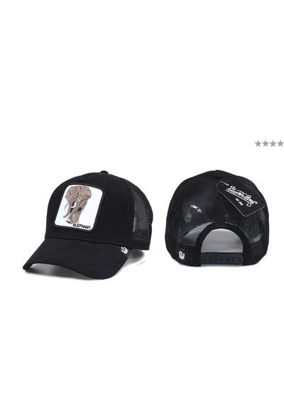 Goorin Fil Desenli Şapka
