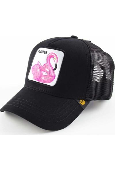 Goorin Flamingo Desenli Şapka