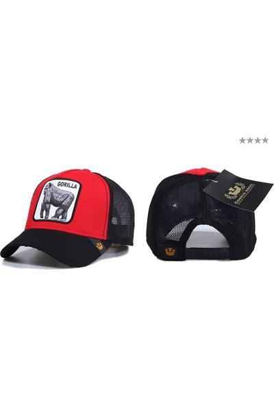 Goorin Goril Desenli Şapka