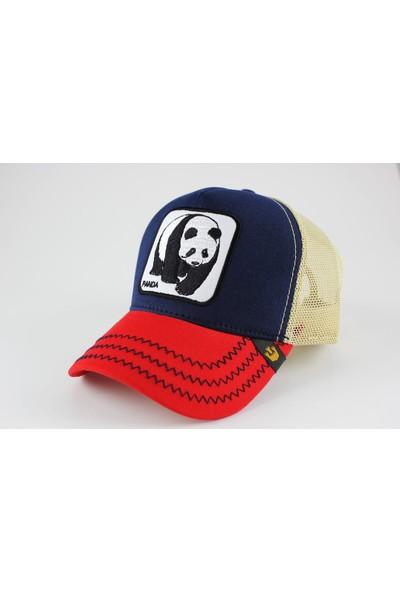Goorin Panda Desenli Şapka