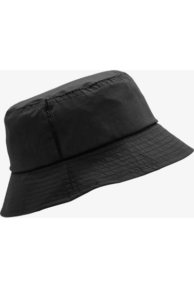 Külah Outdoor Şapka Uv Korumali Safari Şapkası - Siyah