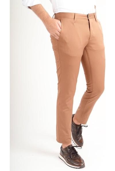 Luppo Club Günlük Kumaş Tarçın Erkek Pantolon Sarıyer