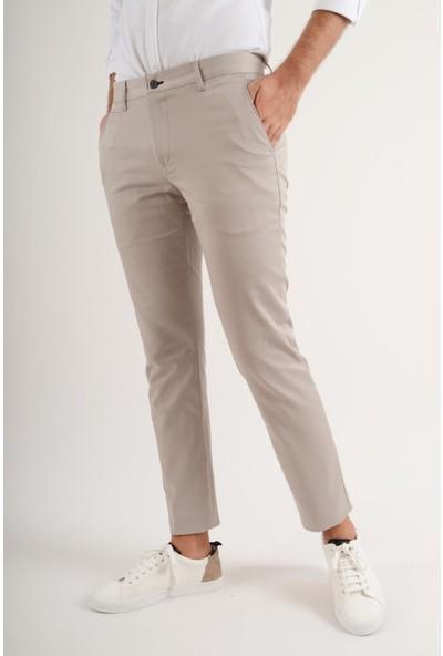 Luppo Club Günlük Kumaş Taş Erkek Pantolon Salacak