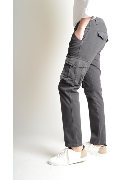 Luppo Club Kargo Füme Erkek Pantolon
