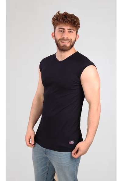 Alexandergadrı Kesik Kol - Kolsuz Erkek T-Shirt (E19-P4AG09)