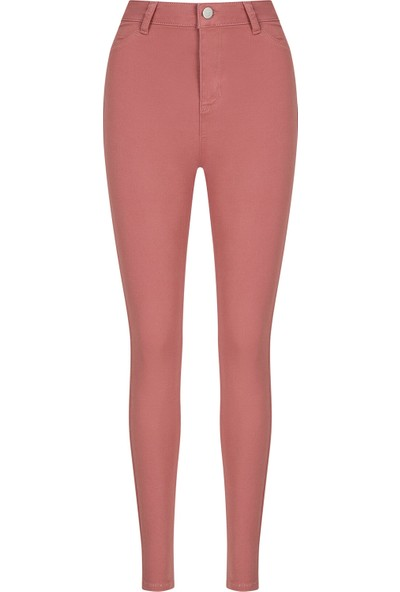 Penti Pembe Colored Jeggings Tayt