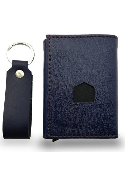 Ayleen Ayz mekanizmalı kartlık cüzdan
