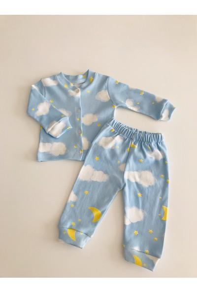 Baby West Moon Cloud Pijama Takımı