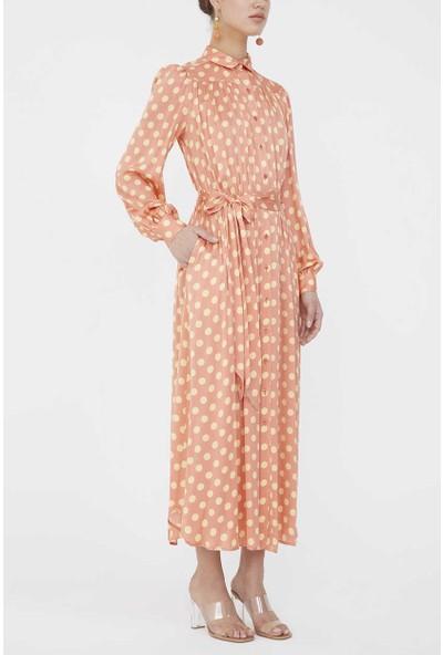 Societa Kadın Uzun Elbise