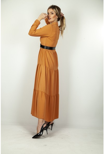 Ardanewline Kadın Taba Elbise 0807535.39