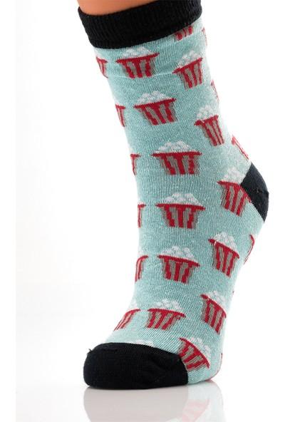 Miorre 3'lü Kadın Soket Çorabı