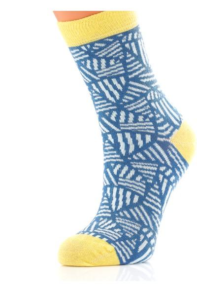 Miorre 3'lü Kadın Soket Çorap