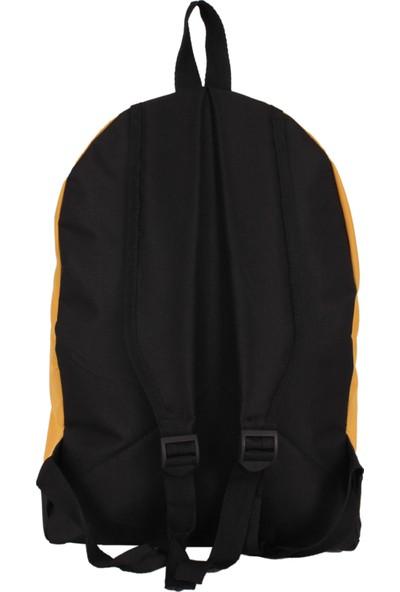 Blackfox 01908 Sarı Kumaş Sırt Çantası