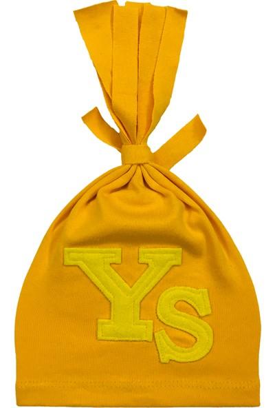 By Leyal For Kids YS Detaylı Penye Şapka