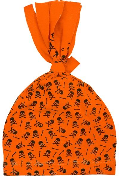 By Leyal For Kids Kurukafa Detaylı Penye Şapka