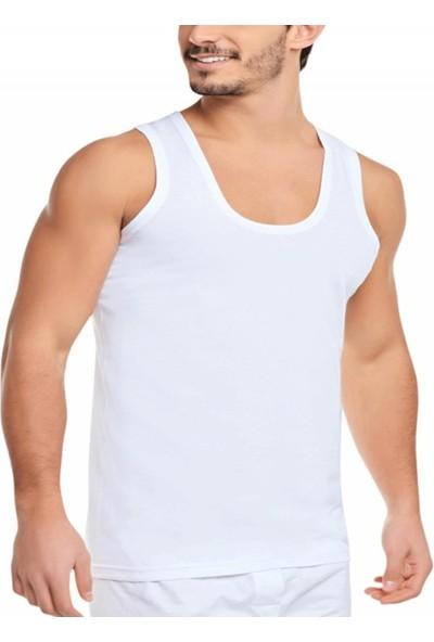 Seher Iç Giyim Erkek Penye %100 Pamuk Atlet 12'li Paket