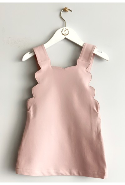 Bleu Lapin Baby Kız Bebek Elbise Pink Frill
