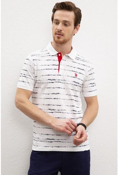 U.S. Polo Assn. Erkek T-Shirt 50217899-VR013