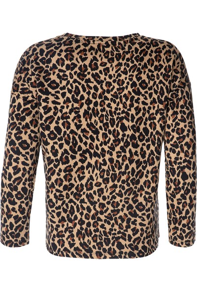 Tchibo Sweatshirt Leopar