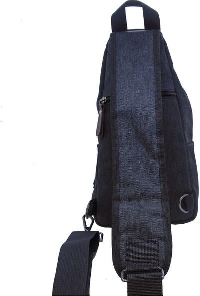 Solaksesuar USB Girişli Çapraz Çanta Bodybag