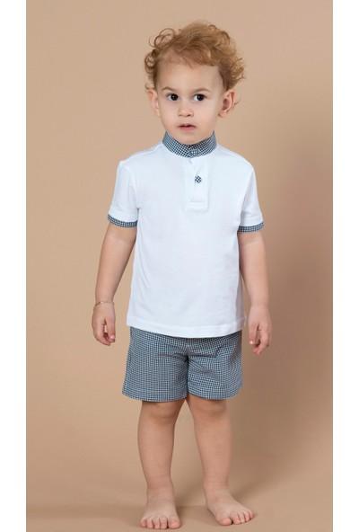 Bleu Lapin Baby William Suit Erkek Çocuk Takım