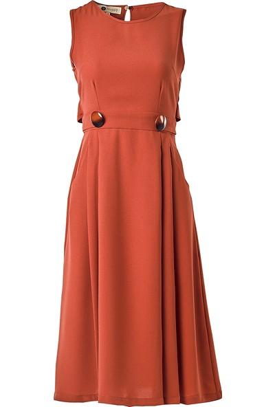 Misey Tarçın Krep Elbise