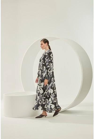 Terzi Dükkanı Floral Elbise