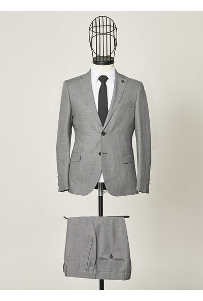 Altınyıldız Classics Erkek Ekstra Slim Fit Nano Takım Elbise