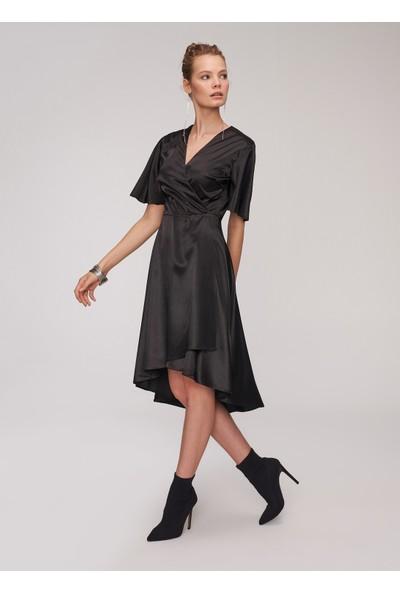 People By Fabrika Kadın Anvelop Elbise