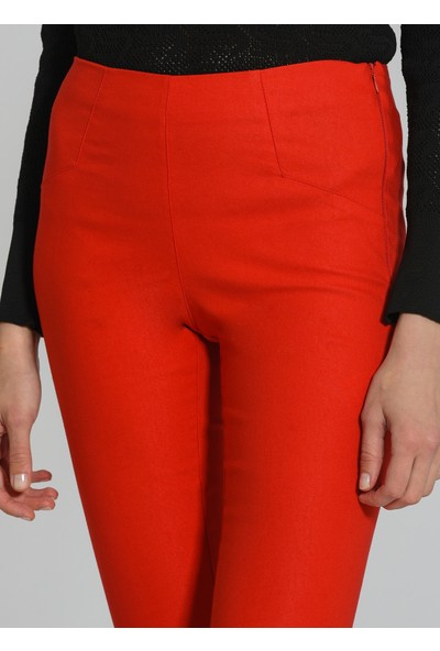 People By Fabrika Kadın Cigarette Pantolon