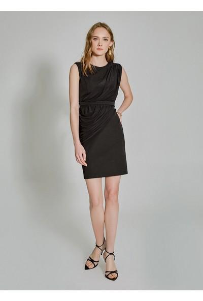 People By Fabrika Kadın Kolsuz Elbise