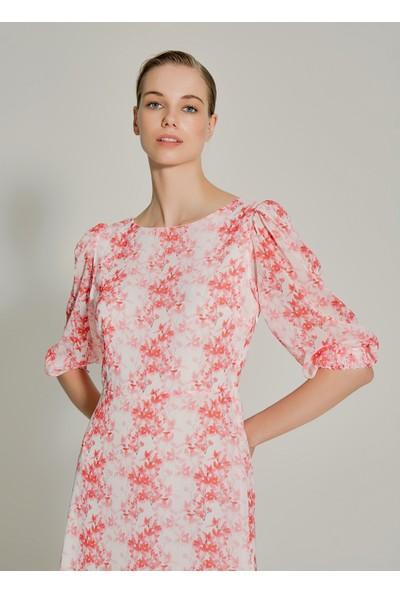 Ngstyle Kadın Sırt Bant Detaylı Elbise
