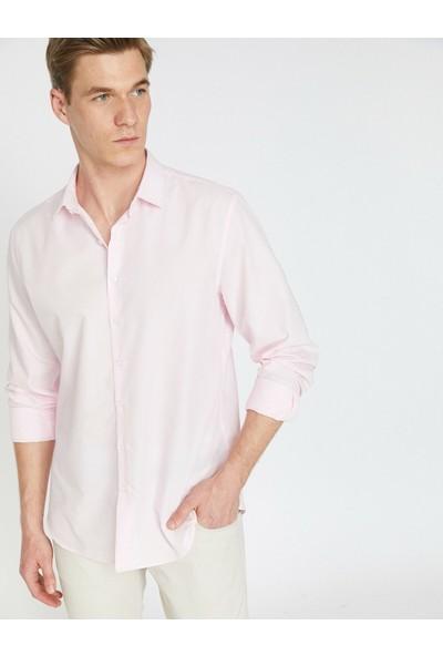 Koton Erkek Klasik Yaka Gömlek