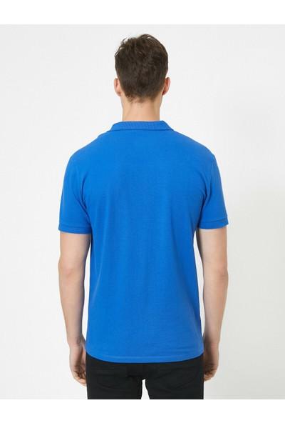 Koton Erkek Polo Yaka Kısa Kollu T-Shirt