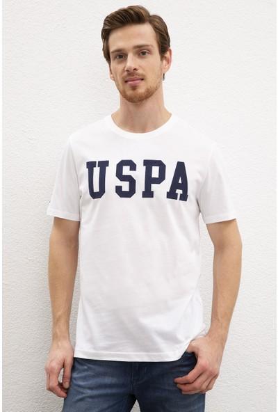 U.S. Polo Assn. Erkek T-Shirt 50216452-VR013